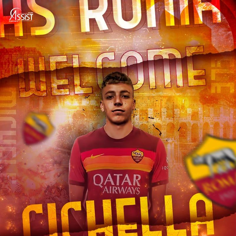 matteo-chicella-roma Benvenuto Matteo Cichella