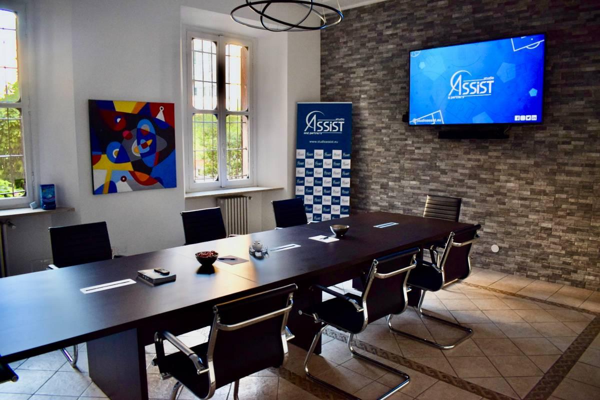 sede-studio-assist Studio Assist & Partners: un mondo di servizi per le società sportive